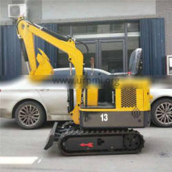 Hydraulic Excavator Soil Digging Machinery The Smallest