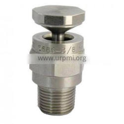 SS deflect hollow cone spray nozzle