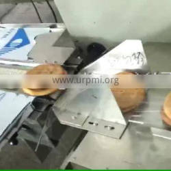 Automatic Pillow Type Bread Packing Machine Food Packing Machinery