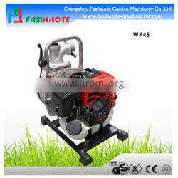 compretitive gasoline water pump