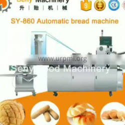 Food Line Toast Bread Loaf Slicer Bread Making Machine Automatic Bread Producing Line