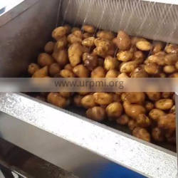 industrial automatic brush roller potato onion peeling machine carrot ginger taro washer for sale