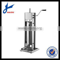 10L Top efficiency hand operate sausage meat extruder