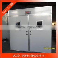Hotsale 2112 eggs capacity full automatic large chicken egg incubator chicken egg incubator different capacity from 48 to 22528