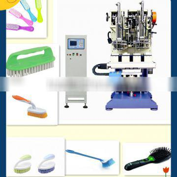 2 Axis Two Heads Brush Filling/Tufting Machine