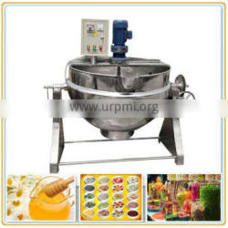 Full stainless steel industrial gas cooking pot