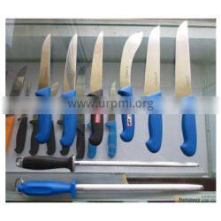 butchery tools and knives