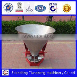 CDR stainless steel fertilizer spreader about manure spreader gearbox