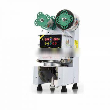 Best selling four cups sealing machine