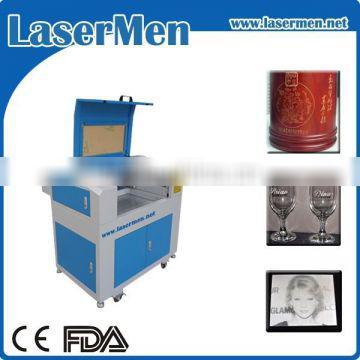 portable mini wood gifts laser engraving machine LM-6040