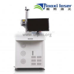 China supplier stainless steel fiber color laser marking machine price 30w