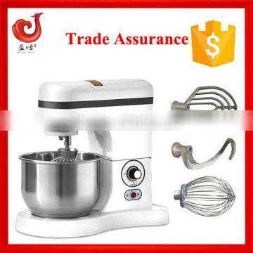 5L small electric cream beater for bakery