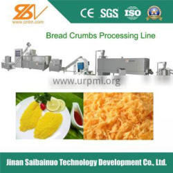 stainless steel CE approved breadcrumbs making machinery