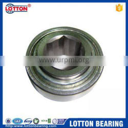 Hex bore agricultural machinery bearing 207KRRB12 with high quality