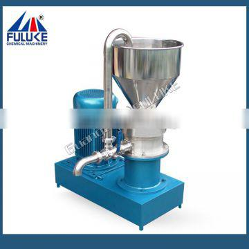 FULUKE Automatic universal electric Stainless steel peanut butter Colloid Mill / Peanut Butter Grinder/Sesame paste making machi