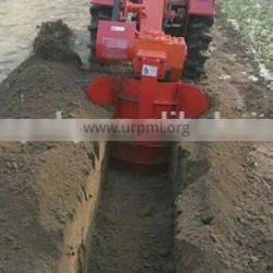 Tractor Auger Trencher Ditcher
