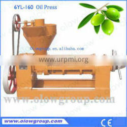 CE ISO Certified High Efficiency Peanut Oil Extraction Machine