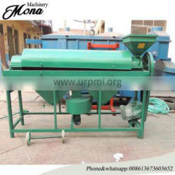 High output rapeseed/flax seed Beans polishing machine for sale
