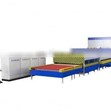 N3CFBTC243615 Forced Convection Flat and Bent Glass Tempering Line