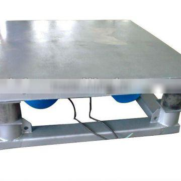 ZDP Series Three Phase Concrete Vibrating Table For Paver Material