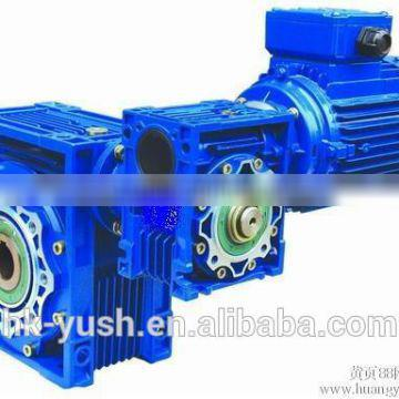 2 levels car parking system Worm Reducer with hollow shaft . Worm Reducer