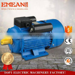 YC series single phase induction motor , Popular sale 1.5kw 2 hp motor price