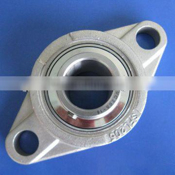 45 mm Stainless Steel Flange Bearing Unit SUCFL209 Equivalent SSUCFL209 2 Bolt Mounted Bearings