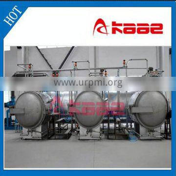 Hot sale automatic pineapple chips expanded system manufactured in Wuxi kaae