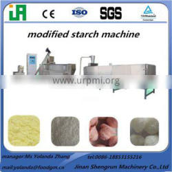 modified starch extruder
