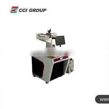 china supplier low price 355nm uv laser marking machine high quality uv laser marking machine for metal plastic gass