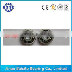 stainless steel bearing self-aligning ball bearing 17*47*14