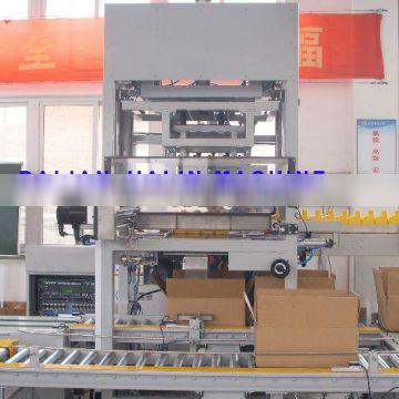 automatic vertical high-speed case packing machine