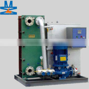 Water chiller cooling machine