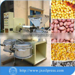 Hot Sale durable easy operated combined oil press