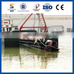 Diesel Engine Dredging Vessel for Sale with 2015 Good Factory Price