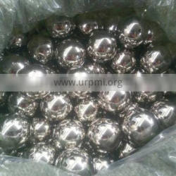 AISI E52100 GCr15 SUJ2 100Cr6 chrome steel ball for bearing