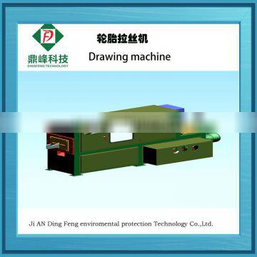 2015 automatic steel wire drawing machine