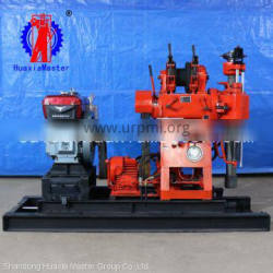 huaxiamaster supply XY-130 diesel engine geology exploration drill machine hydraulic core drilling rig easy carry for sale