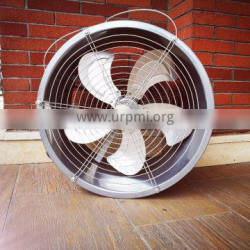 2016 Greenhouse stainless steel and galvanized sheet hot air exhaust fan