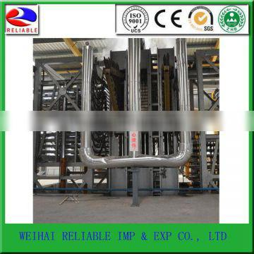 China factory price Hot Selling 900tons particle board hot press machine