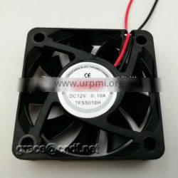 CNDF Air conditioner cooling fan 50x50x10mm with low noise high air flow rate 24VDC 0.09A 2.16W 14.23cfm 2 years warranty