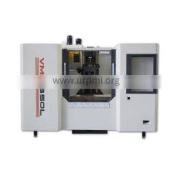 VMC 850 Fanuc Vertical CNC Milling Machine Price With Taiwan Booster