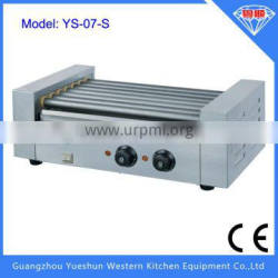 Popular selling in Europe, electric hot dog machine