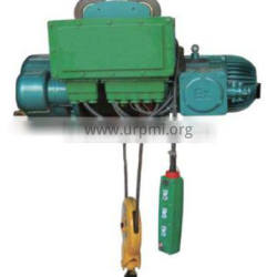 3T Crane Model BCD BMD Explosion Proof Wire-rope Electric Hoist for sale