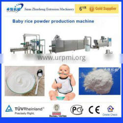 Efficient Automatic Nutritional Rice Powder/Baby Food Production Line For Sale