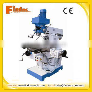 Automatic spindle feed Multi function XZ6350Z Milling/drilling machine