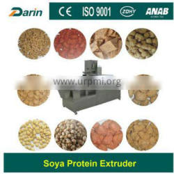 Textured Soya Chunks Production Machine