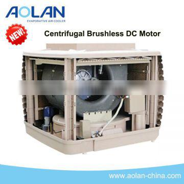 Industry air cooler Vent size 650*650mm DC Motor LCD Controller AZL18-LS10CZ