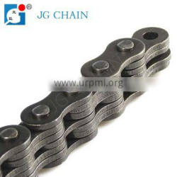 LH1634 iso standard 40Mn steel material heat treatment forklift lifting leaf chain series bl