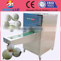 Factory price onion cutter machine/cutting machine to cut the onion roots
